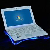Светящаяся Охлаждающая USB-подставка под ноутбук!