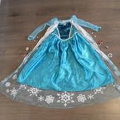 Карнавальное платье Эльзы Disney