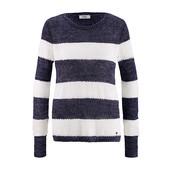 ☘ Теплый свитер в полоску  oversize от Tchibo(Германия), наши размеры: 44-46 (36-38 евро)