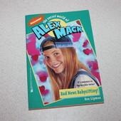 книга The secret world of alex mack