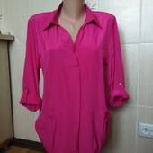 Лёгкая нарядная блузка / рубашка!! Разм. евро 36 (+6) / 42р.