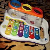 ☆Очень классный, дорогой ксилофон от Joy Toy!Наш!☆