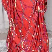 Симпатичное,удобное платье на шикарный размер!