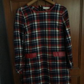 Зручна і стильна туніка-плаття розміру 10\S/
