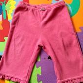 Флисовые штаники или лосинки или туничка-платье или футболочка