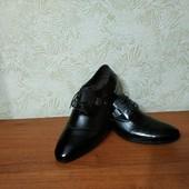 Классные мужские туфли!Отличное качество! 40,41,42,43,44 реал.замеры
