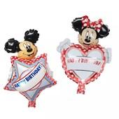 Шарики фольгированные на День Рождения Микки или Минни! один на выбор