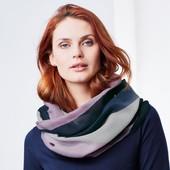 ☘ Шикарный снуд-шаль от Tchibo(Германия), размер универсальный, 80х90см