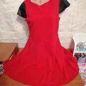 Шикарное красное платье Atmosphere 18 размер.