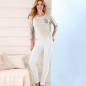 Стильные белые джинсы от Тсм Чибо (германия), размер 42 евро