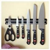 Магнитная рейка для ножей, инструментов 38см!!!