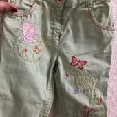 Стильные джинсы с вышивкой