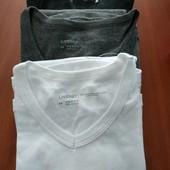 3 футболки размер S. Отличного качества