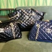 Новая качественная лаковая сумка. Цена ниже закупки!