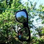 Зеркальные очки. Унисекс.
