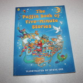 книга The puffin book of five-minute stories