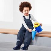 Комбинезон на флисе от Tchibo для активных детей! Не продувается, не промокает, размер 98-104