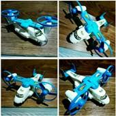 """Не пропустите!  Две игрушки  в одном лоте! Вертолет +  Набор ,,летающие диски"""" Последние!!!"""