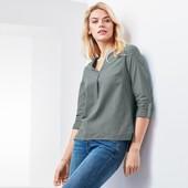 ☘ Мягусенькая и нарядная блуза от Tchibo (Германия), размеры наши: 52-56 (46 евро)