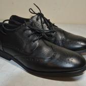 Мужские кожаные туфли  Next  5 р.стелька 25 см.