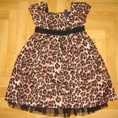 Модное платье baby Gap 4 T