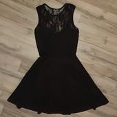 Невероятно красивое платье размер S-XS