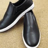 Весна-2019!Стильные туфли-мокасины для мужчин!Качество супер! Прошиты!!!
