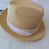 Натуральная взрослая шляпа  C&A Германия