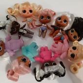 новинка,серия Hairgoals MGа LоL с шикарными волосами!!одна на выбор,!=меняют цвет=