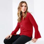 ☘ Изящная блуза, настоящая классика, Tchibo(Германия), наши размеры: 40-42 (34 евро)