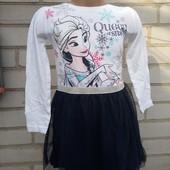 Новое красивое платье Disney  104