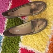 Туфли 39 размер 25 см стелька, кожа