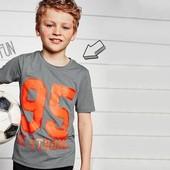 Классная футболка на мальчика от tcm tchibo 134-140