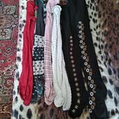 Колготы и носки одним лотом