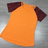 Спортивная футболка Crivit размер s,m, в идеал сост