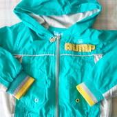 Лёгкая курточка для мальчика.