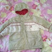 Мамочки, отличная курточка для вашего ребенка, 98 размер!