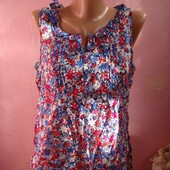 Блуза цветная 44-46