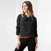Стильная блуза Tcm Tchibo (германия), размер 46 евро (наш 52)