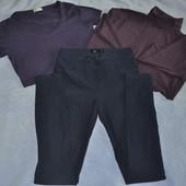Лосіни (виглядають як штани) +гольф та футболка в подарунок