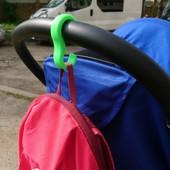 Держатель для сумки на коляску