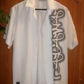 Рубашка голландского бренда Clockhouse в новом состоянии