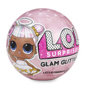 ♥-L.O.L. surprise! Glam Glitter series doll -7 сюрпризов= Оригинал!-!♥