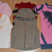 Всякие-разные одёжки для девочки 10-12лет.