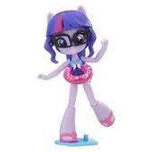 Кукла мини искорка пляжная серия my little pony пони