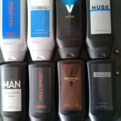 Чоловічі гелі-шампуні