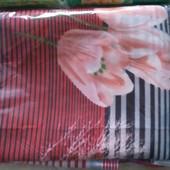 Комплект постельного белья бязь ТМ ГлавТекстиль 1,5 ( 150*215)полуторка ,