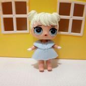 платье оригинал для куколки лол