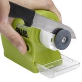 Новинка !!! Электрическая универсальная Точилка для ножей Swifty Sharp
