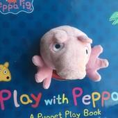 Книга-игрушка Peppa Pig
